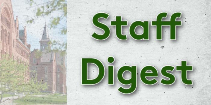 Staff Digest