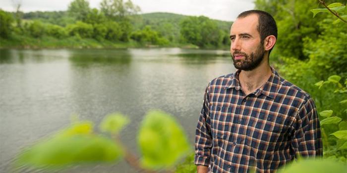 PhD Student Jesse Gourevitch