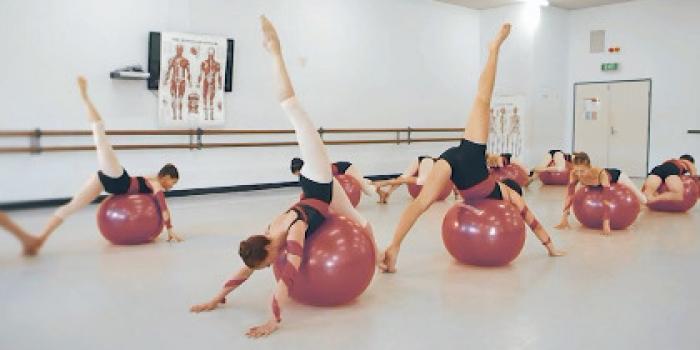 Progressing Ballet Technique