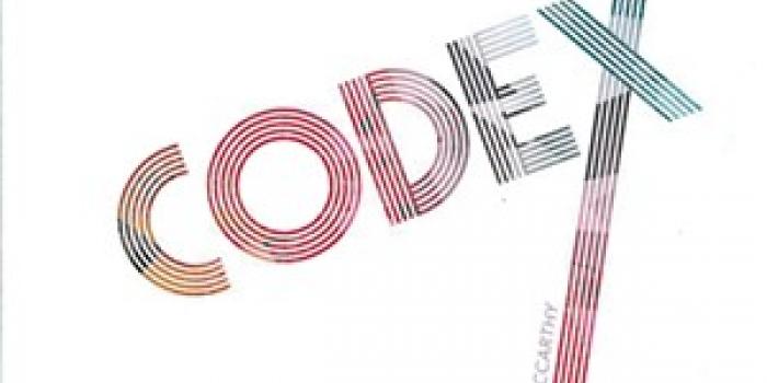 "Brian McCarthy - ""Codex"""