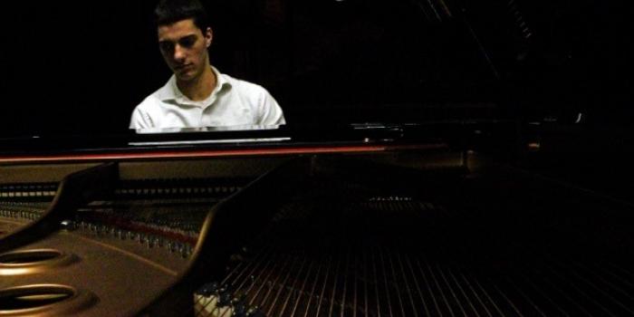 Benjamin Kotzen piano