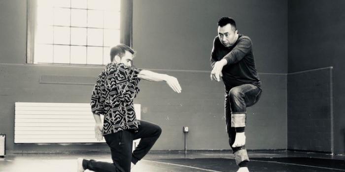 Julian Barnett & Kenta Nagai