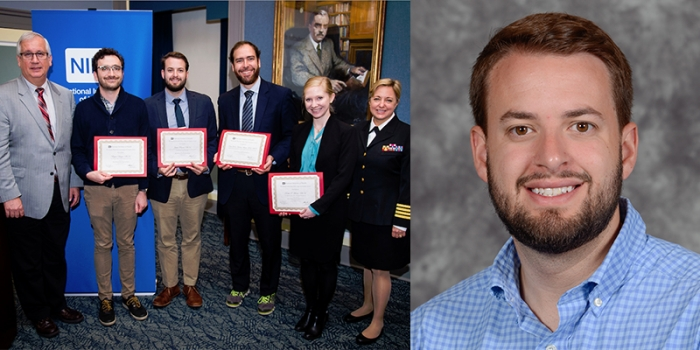NIH Early Stage Investigator Paper Competition winners, including Justin Parent