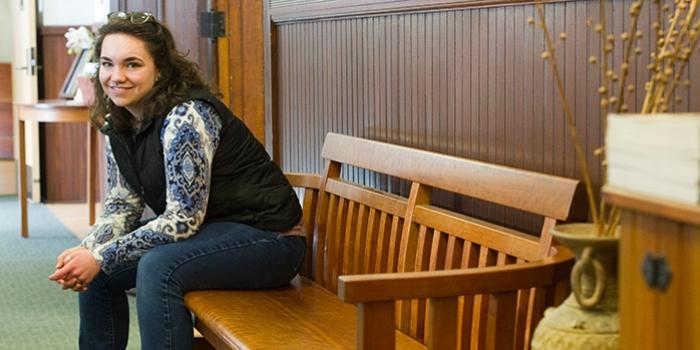 Rachel Heath at Vermont Law School