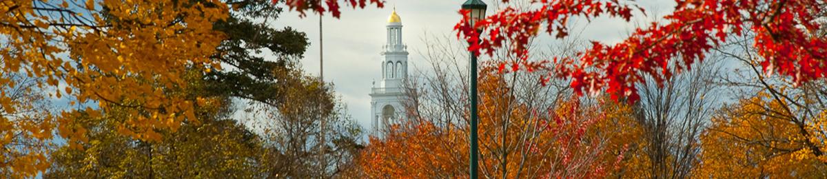 Campus - Ira Allen Chapel