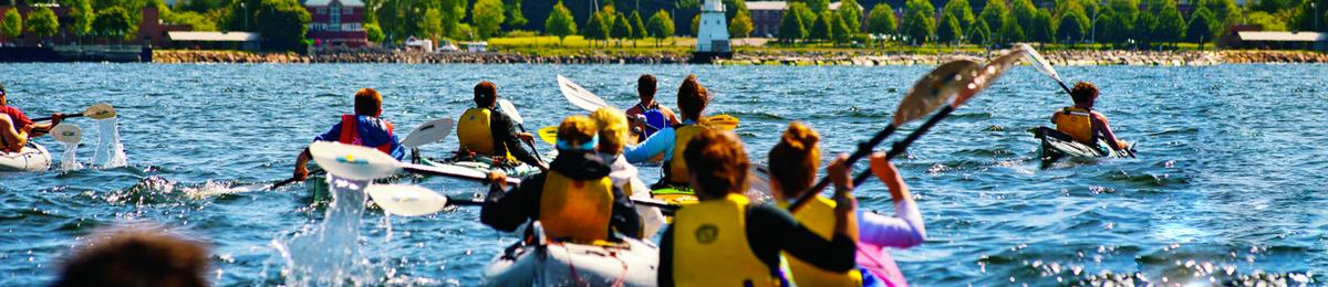 TREK Kayaking