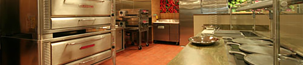 Redstone dining hall - serving area baner