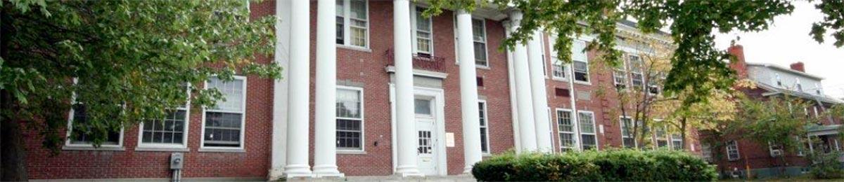 Taft School building