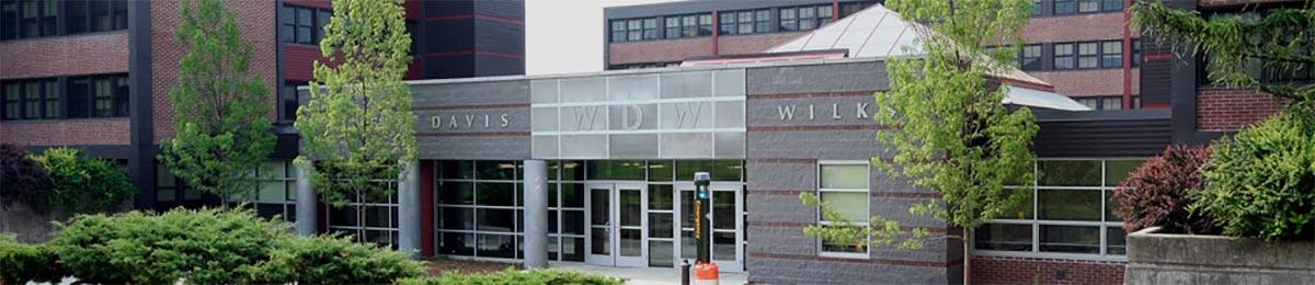 Wing Davis Wilks Residence exterior