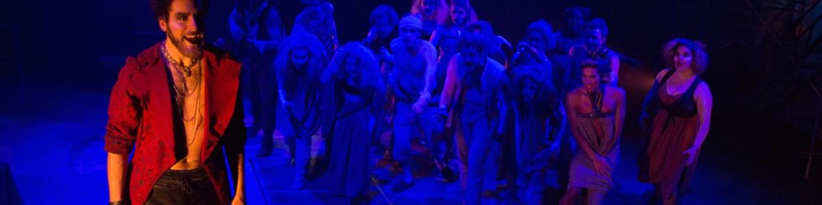 UVM Theatre's Marat/Sade Fall 2015