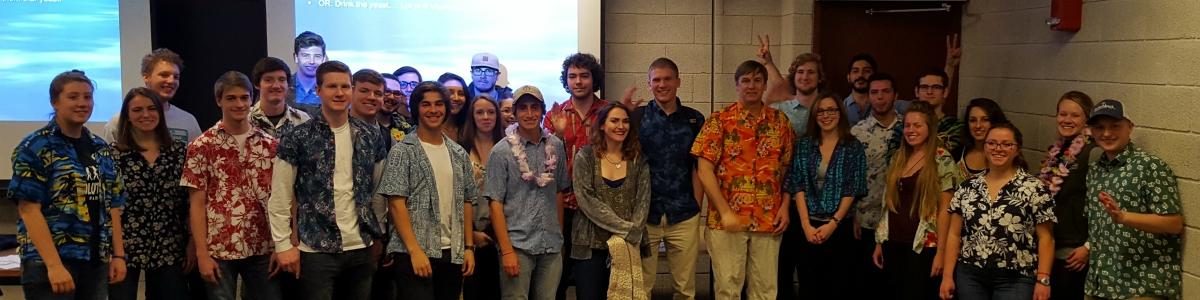 NFS 033 Aloha Shirt Day