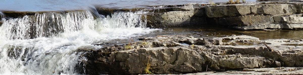 Winooski Falls