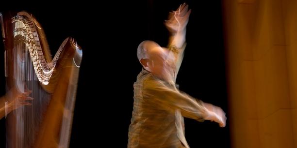 Paul Besaw dancing