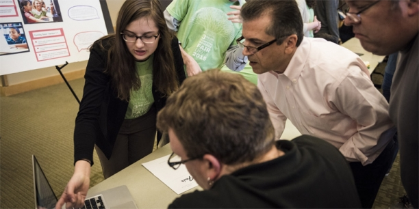 2015 UVM Computer Science Fair
