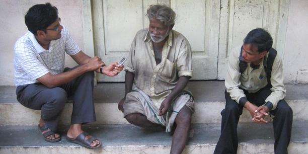 Srinivas Venugopal in India