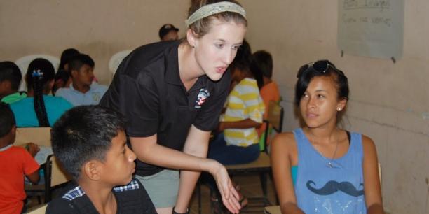 UVM alumna Taylor Dorn