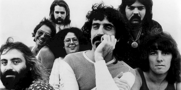 Frank Zappa and the Mothers of Invention band