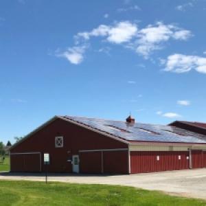 Coop Horse Barn 2019
