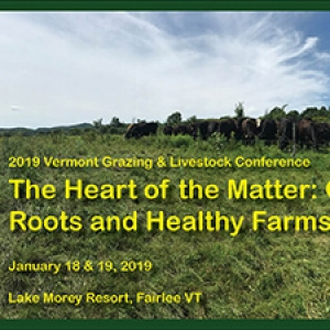 2019 Vermont Grazing & Livestock Conference