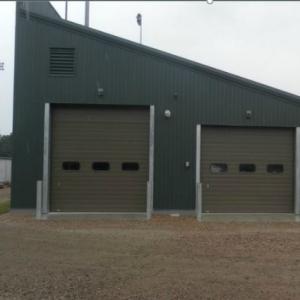 Centennial Field storage facility