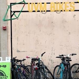 uvm bikes shop