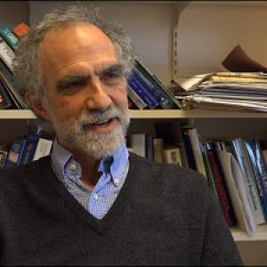 Art Woolf speaks about Vermont's aging population in an interview by Center for Research on Vermont.