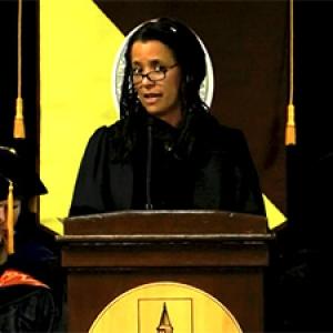 Carolyn Finney Commencement address