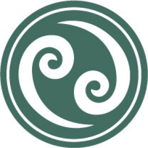 icon image of two fiddlehead spirals showing the dynamic movement of growth through caps group workshops