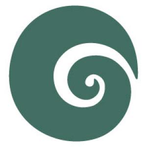 spiral icon symbolizes growth