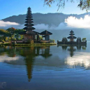 Indonesia scenic view
