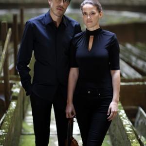 Jolente de Maeyer and Nikolaas Kende