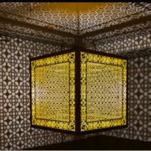 Hidden Diamond: Yellow Transcendent: Spirituality in Contemporary Art, BCA Center Burlington, VT