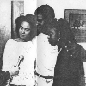 Leila Fergus, David Jamieson, and Angela Stover
