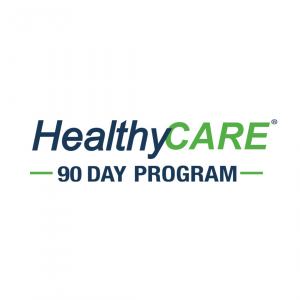 "Text that reads ""Healthy Care 90 Day Program"""