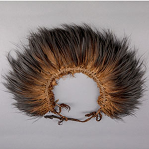 """Image of a """"Headdress"""" from Papua New Guinea"""
