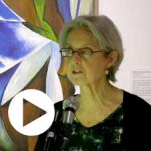 Demoiselles lecture by Janie Cohen