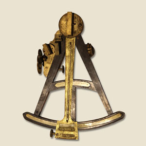 18th century Octant