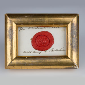 George Washington Seal