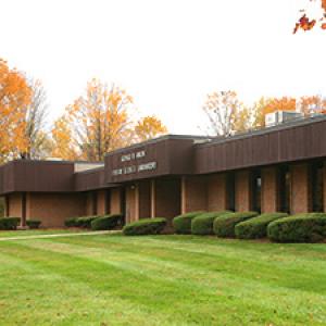 George D. Aiken Forestry Sciences Lab building