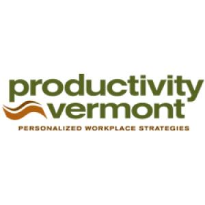 Productivity Vermont logo