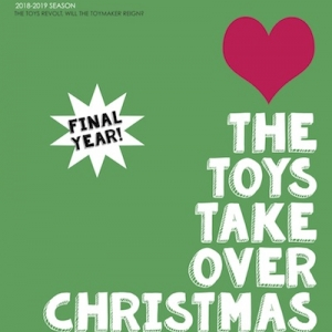 UVM Theatre presents The Toys Take Over Christmas 2018