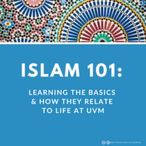 Islam 101 workshop logo