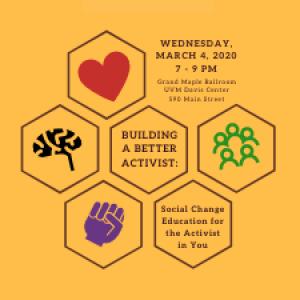 Building a Better Activist Logo