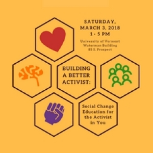 Logo for Building a Better Activist Conference