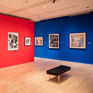 "Image from the ""Pop Art"" exhibition"
