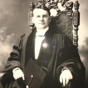President Benton