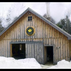 maple sugarhouse