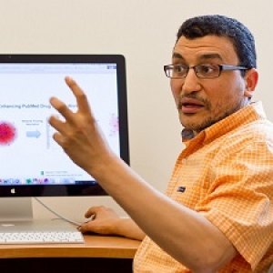 Computer Science Professor Ahmed Abdeen Hamed