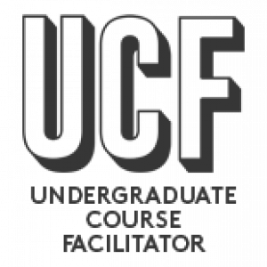Undergrad course facilitator logo