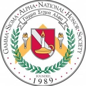 Gamma Sigma Alpha Crest